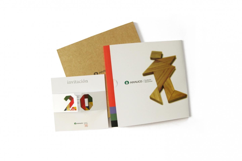 Fundación Arauco Brochure